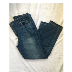 "Lucky Brand ""Hayden Crop"" Jeans"